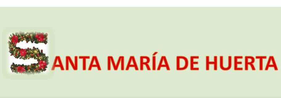 Diciembre 2018 actividades en Santa María de Huerta