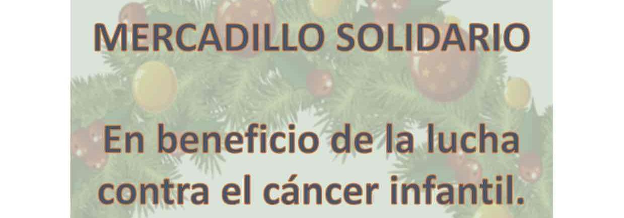 Mercadillo solidario en Santa María de Huerta