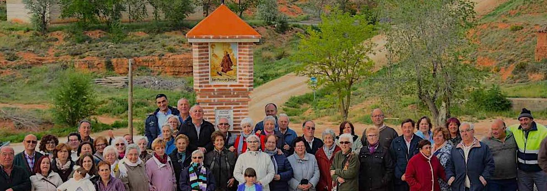2019-05-17-Inauguracion Peirón de San Pascual Bailón en Santa María de Huerta