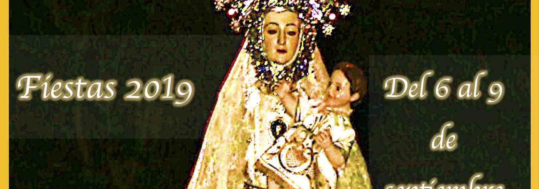 Programa Fiestas Virgen del Destierro 2019