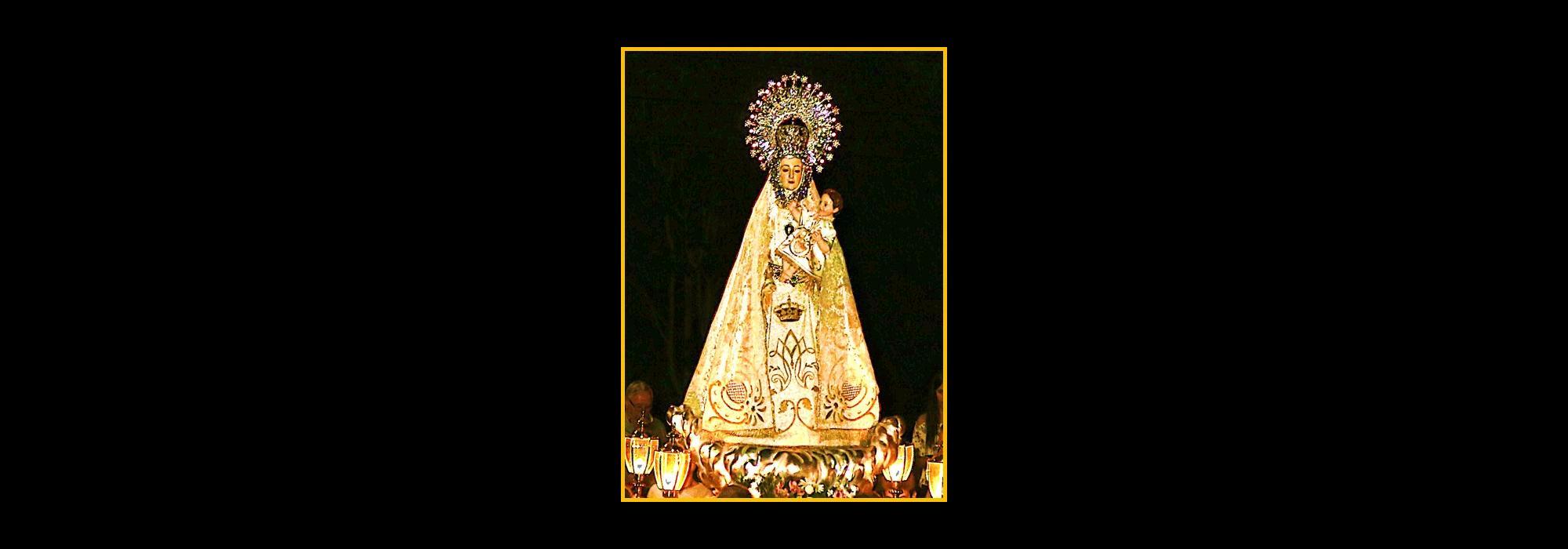 Virgen del Destierro - Patrona de Santa María de Huerta