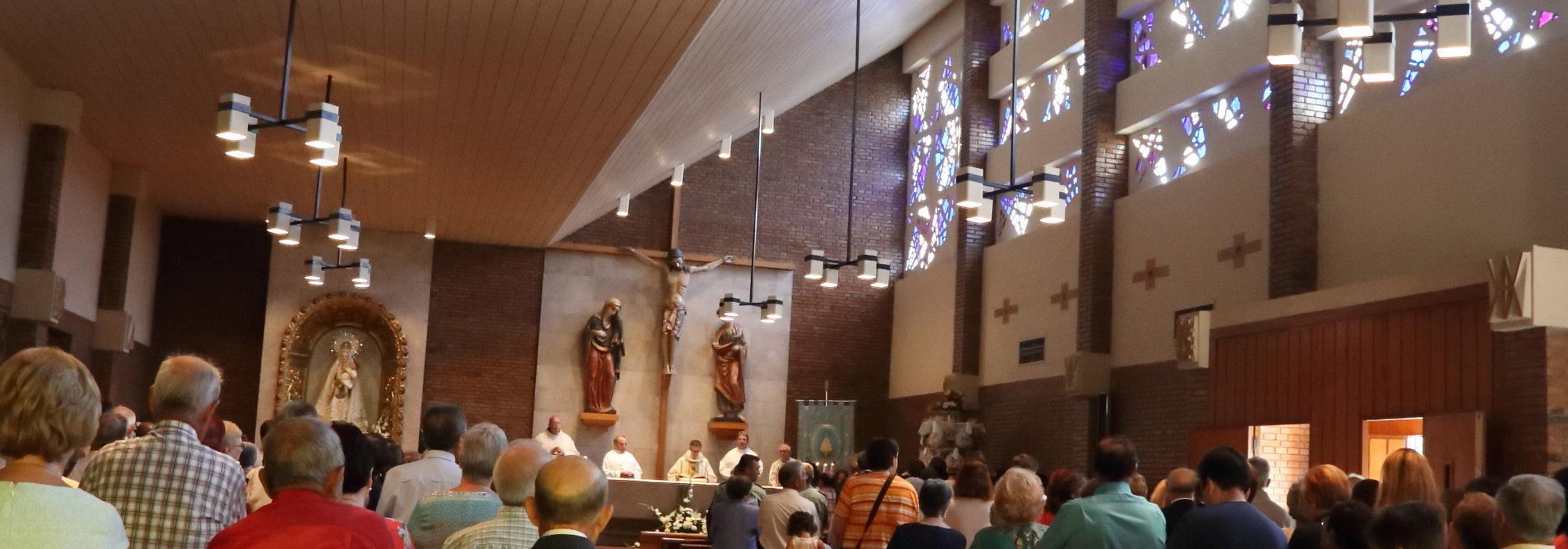 Parroquia de la Asuncion - Santa María de Huerta
