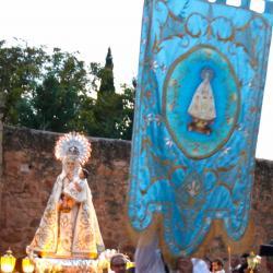Procesión Fiestas Virgen del Destierro