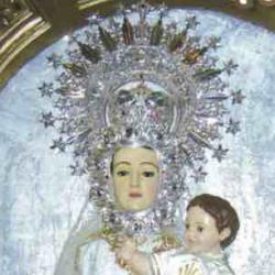 Fiestas patronales en Santa María de Huerta - Virgen del Destierro